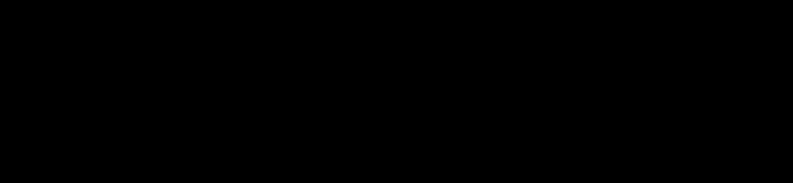 音楽と釣りのロゴ